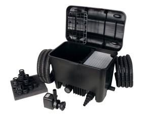 UV Wasserfilter T.I.P. Teichaußenfilter WDF 10000