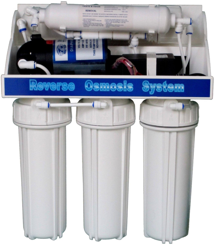 Gut bekannt Umkehrosmose Wasserfilter - die Testsieger JE09