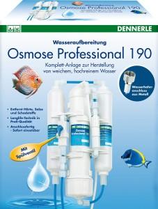 Umkehrosmose Wasserfilter Dennerle 7040 Osmose Professional 190
