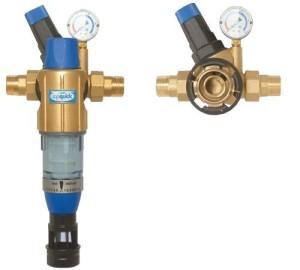 Wasserfilter Hausanschluss BWT Aquaquick HWS Rückspülfilter Wasserfilter baugleich mit Bolero