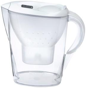 Brita Wasserfilter Testsieger Marella Cool weiß